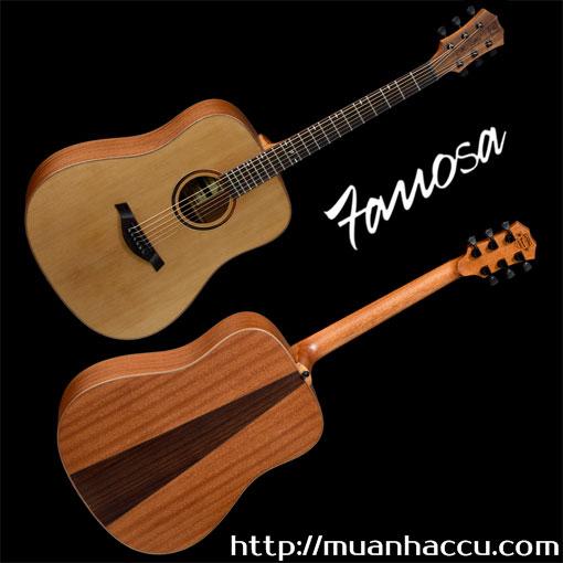 Famosa Acoustic Guitar FD450C