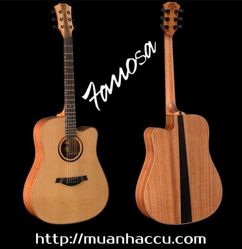 Famosa Acoustic Guitar FD450CU