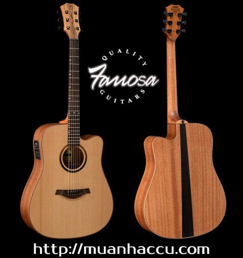 Famosa Acoustic Guitar FD450CUE