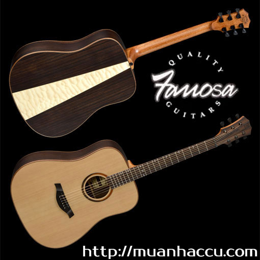 Famosa Acoustic Guitar FD550C