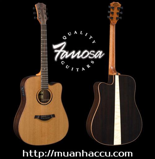 Famosa Acoustic Guitar FD550CUE