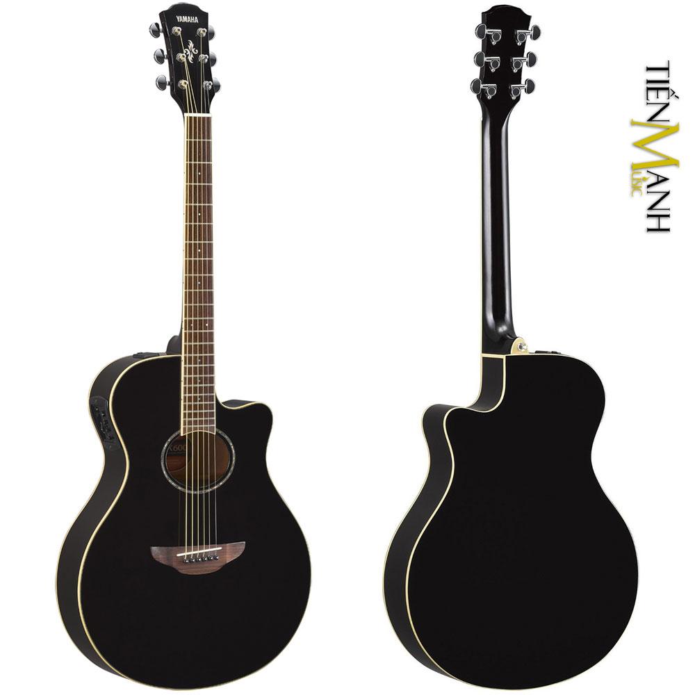 Đàn Guitar Acoustic Yamaha APX600BL (Có EQ)