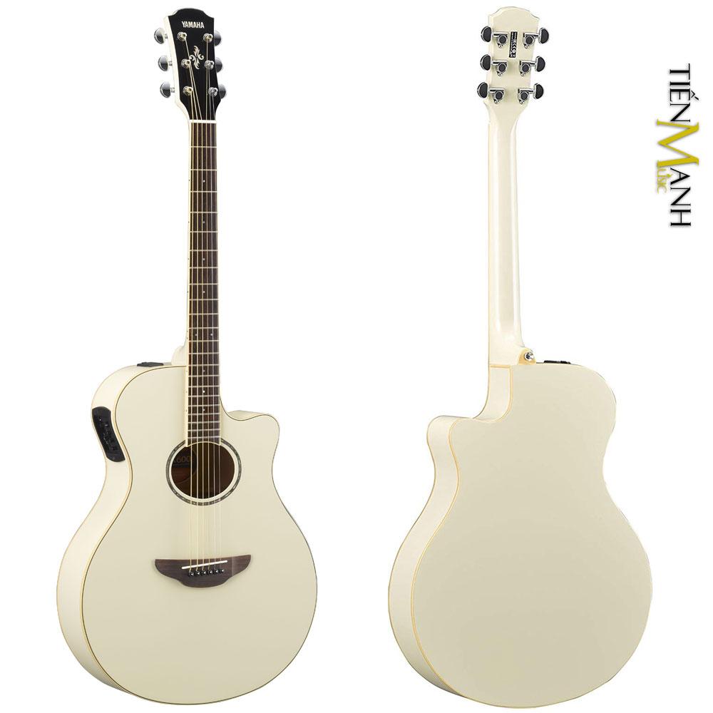 Đàn Guitar Acoustic Yamaha APX600VW (Có EQ)