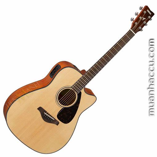Đàn Guitar Acoustic Yamaha FGX800C (Có EQ)
