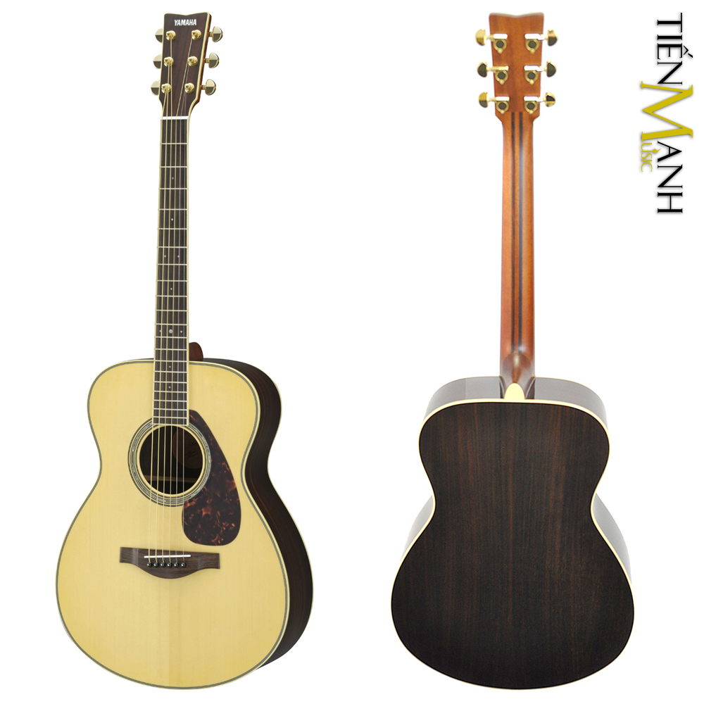 Đàn Guitar Acoustic Yamaha LS6 ARE