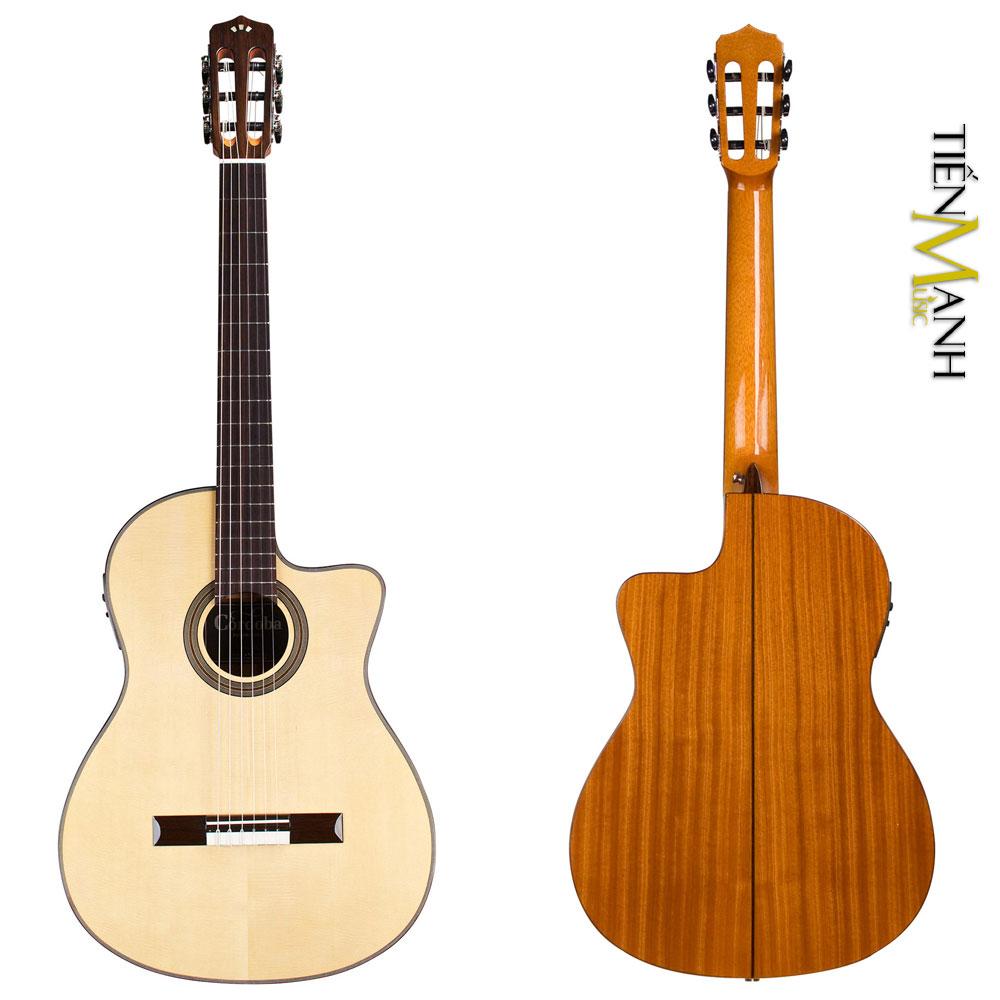 Đàn Guitar Classic Cordoba FUSION 12 CD (Có EQ)