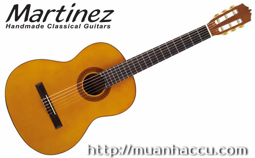 Martinez Classic Guitar MCG-20S/C