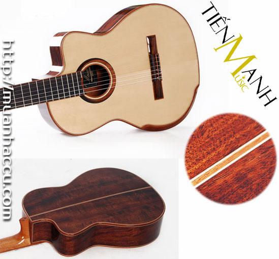 Đàn Guitar Classic Merida T-35CJC EQ
