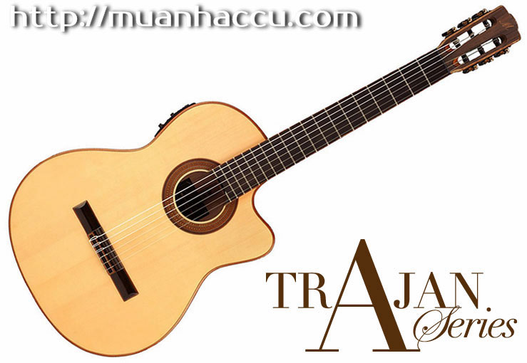 Merida Classic Guitar T-45SSCES (EQ)