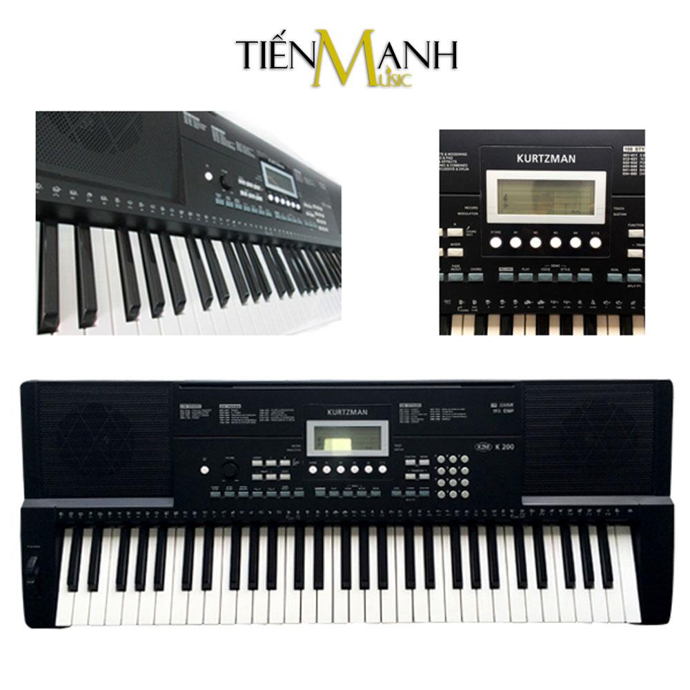 Đàn Organ Kurtzman KZM K200