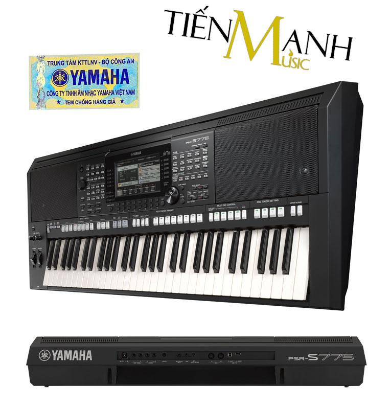Đàn Organ Yamaha PSR-S775