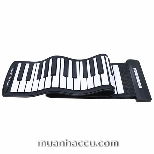 Đàn Piano 61 phím cuộn mềm dẻo Konix Flexible MD61S (Midi Keyboard Controllers)