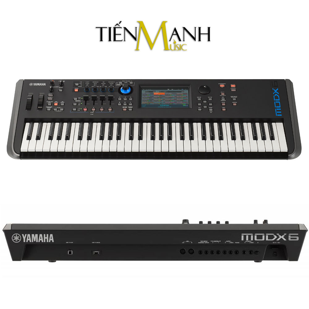 Đàn Synthesizer Yamaha MODX6 61 Key