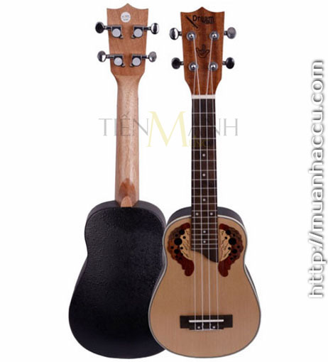 Dream Maker Concert Ukulele Ovation U23