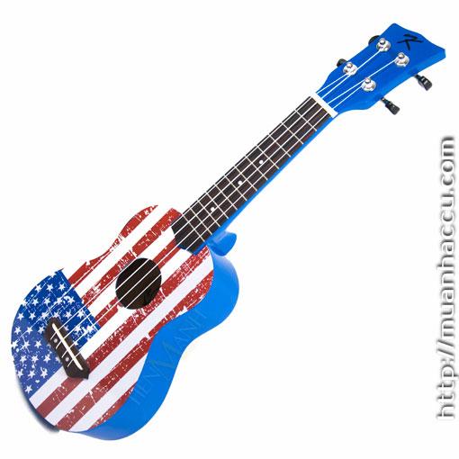 Đàn Ukulele Kaka Soprano KUS-121-US