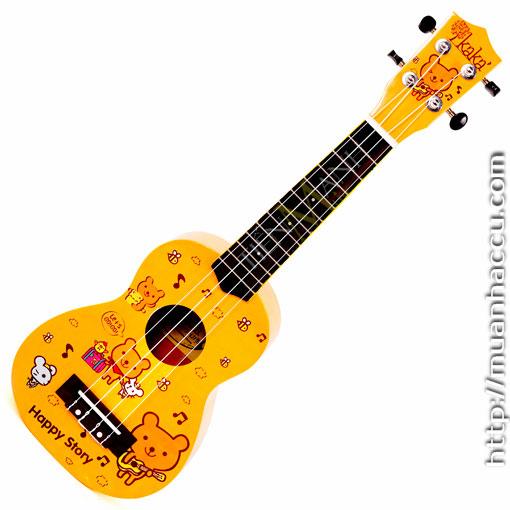 Đàn Ukulele Kaka Soprano KUS-121-YB