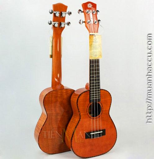 Đàn Ukulele Pukanala Concert PU-CEM