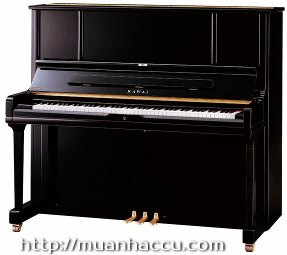 Đàn Upright Piano Kawai K-3 BK