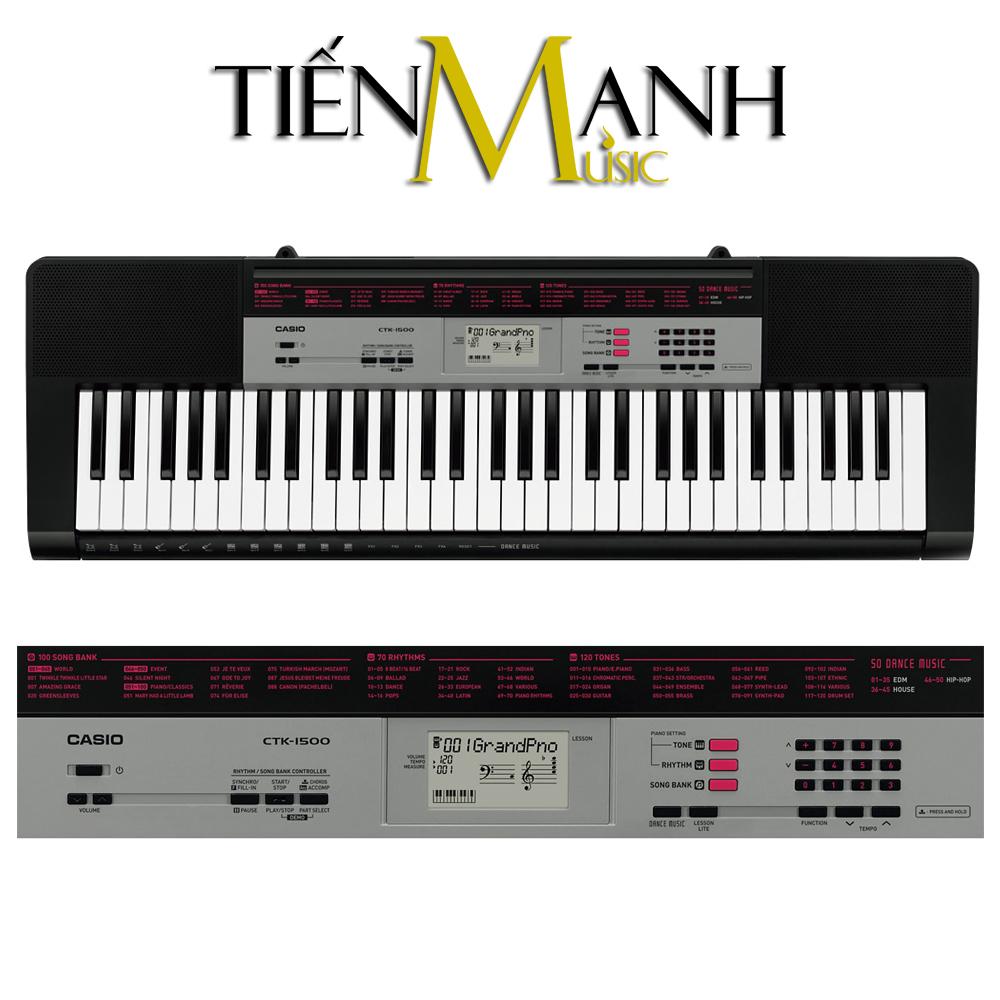 Đàn organ Casio CTK-1500