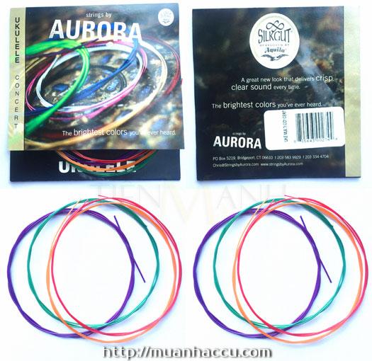 Dây Đàn Concert Ukulele Aurora Aquila