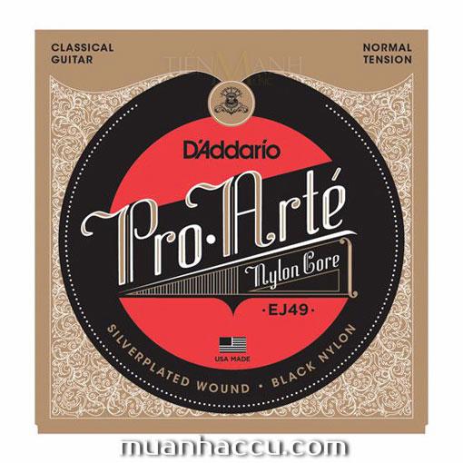 Dây Đàn Guitar Classic DAddario EJ49