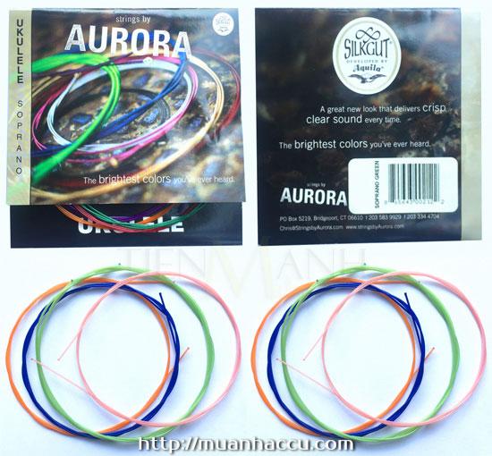 Dây Đàn Soprano Ukulele Aurora Aquila