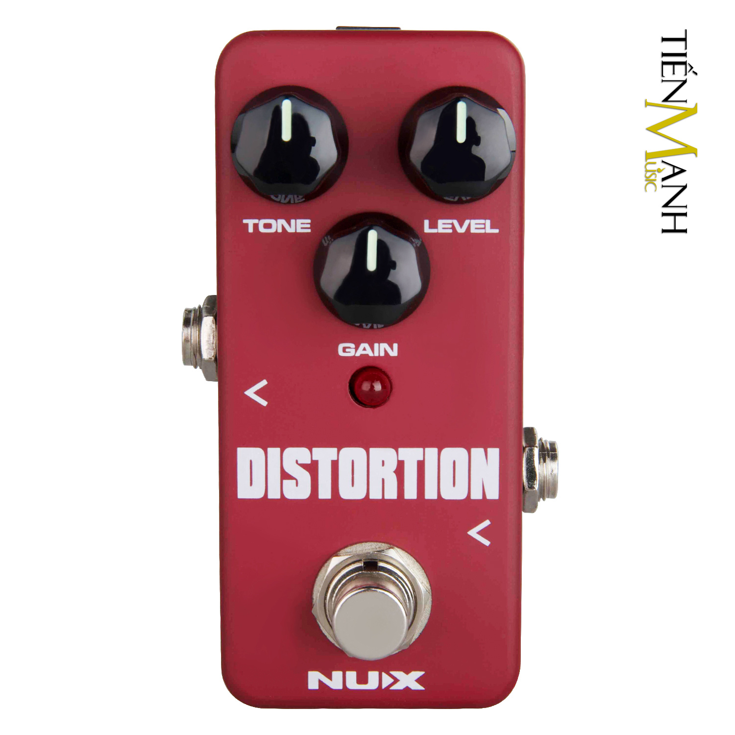 Phơ Guitar Nux Distortion Mini Pedal FDS-2 (FDS2 Distortion Guitar Pedal Mini Effect)