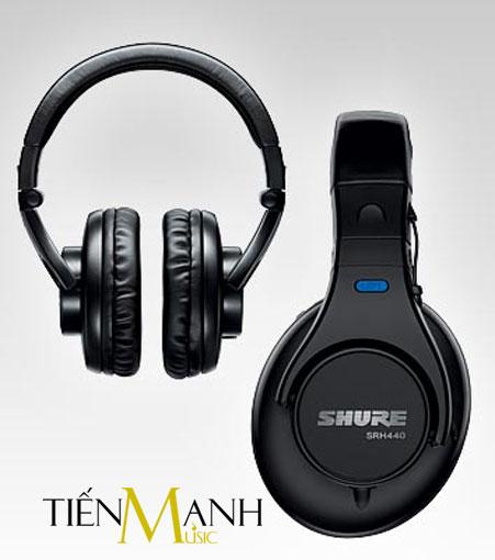 Tai nghe Headphone Shure SRH440-A