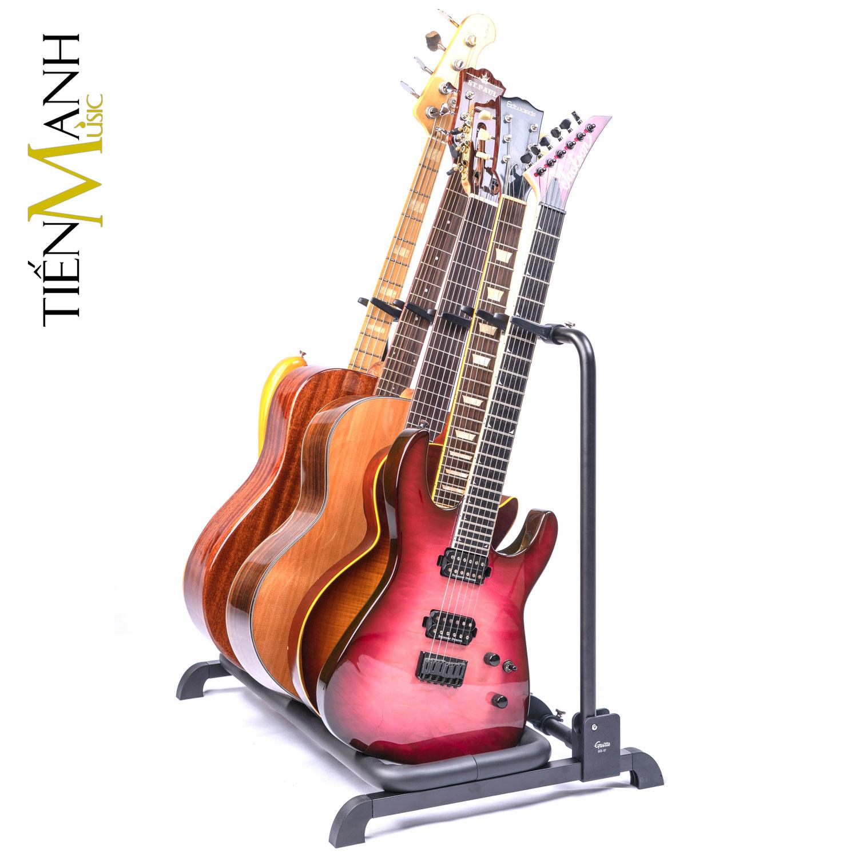 Giá Để Đàn Guitar 5 Ngăn Guitto GGS-07