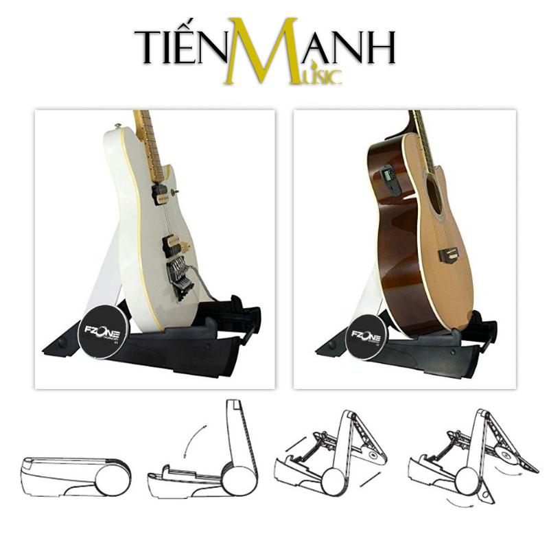 Giá Để Đàn Guitar, Ukulele, Violin, Guitarlele, Mandolin Fzone Stand S-2