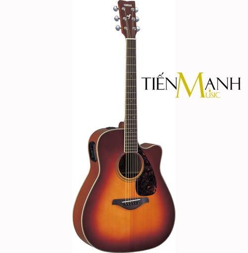 Đàn Guitar Acoustic Yamaha FGX720SC