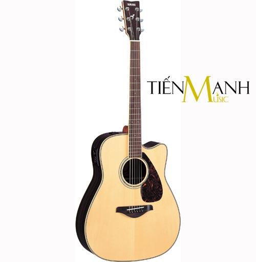Đàn Guitar Acoustic Yamaha FGX730SC
