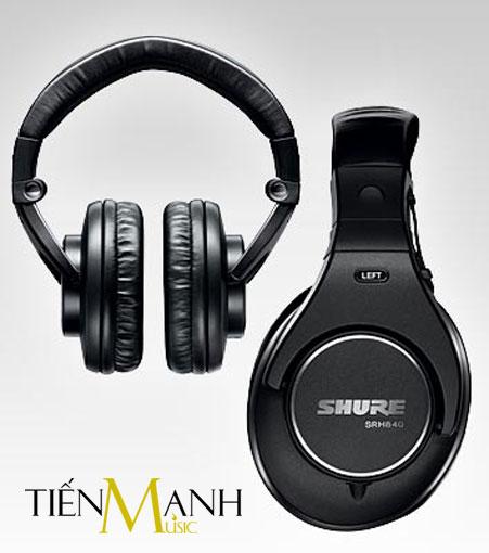 Tai nghe Headphone Shure SRH840-A