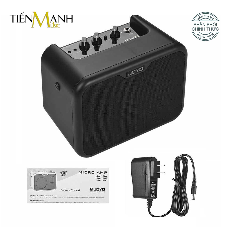 Ampli Khuếch Đại Âm Thanh Cho Đàn Electric Guitar JOYO MA-10E (Loa Amplifier 10W)