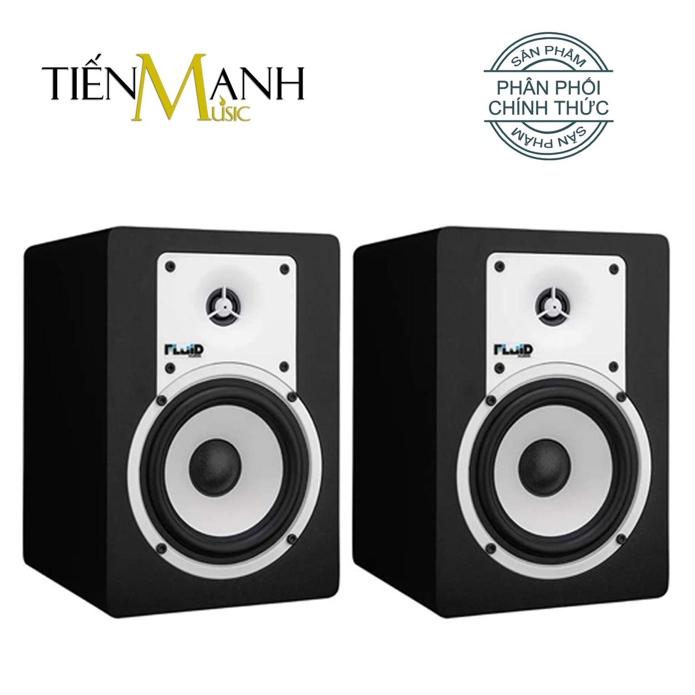 [Một Cặp] Loa Kiểm Âm Fluid Audio C5 - Classic Studio Monitors Speaker 5 inches (Bộ 2 Loa)