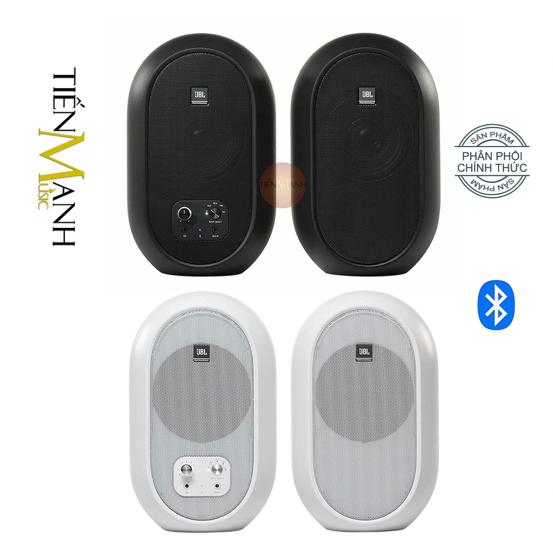 [Một Cặp] Loa Kiểm Âm JBL 104-BT Có Bluetooth Loa Phòng Thu Studio One Series JBL104 BT Pair Monitor Speakers