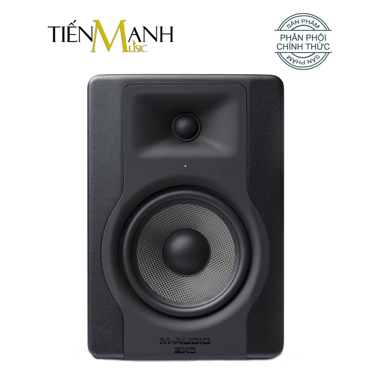 Loa Kiểm Âm M-Audio BX5 D3 - Studio Monitor Speaker for Music Production