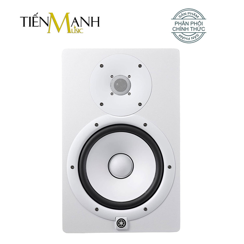 Loa Kiểm Âm Yamaha HS8 Trắng Powered Studio Monitor Speaker - Chính Hãng