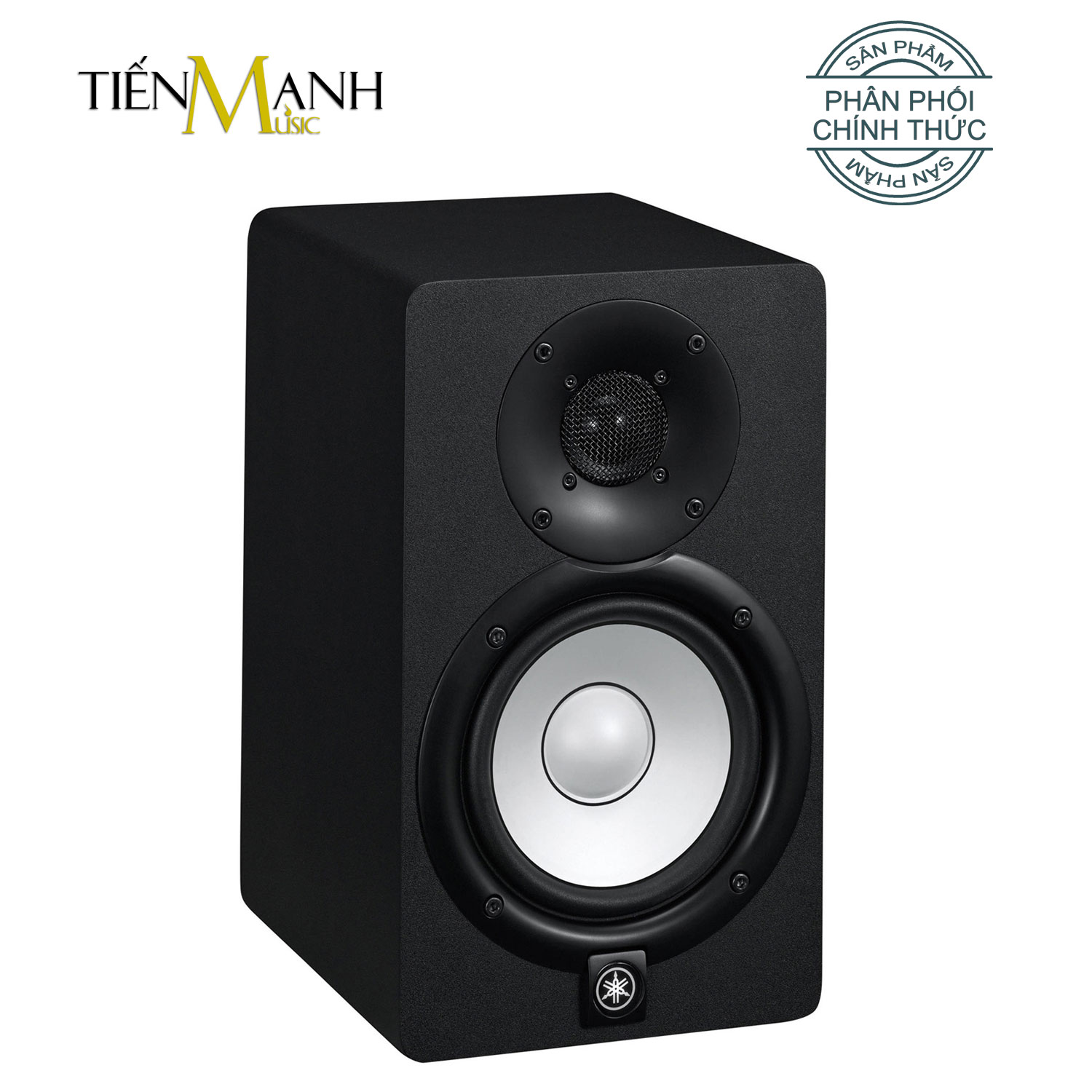 Loa Kiểm Âm Yamaha HS5 Đen Powered Studio Monitor Speaker