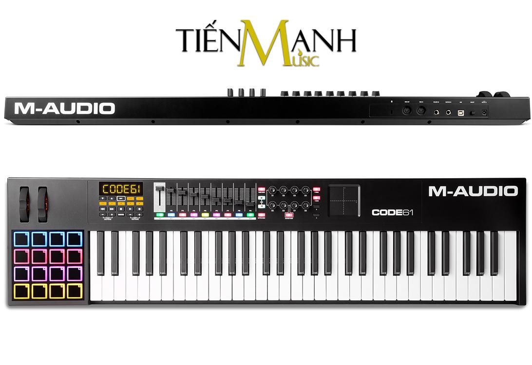 Midi Keyboard Controllers - Production - Tiến Mạnh Music phân phối