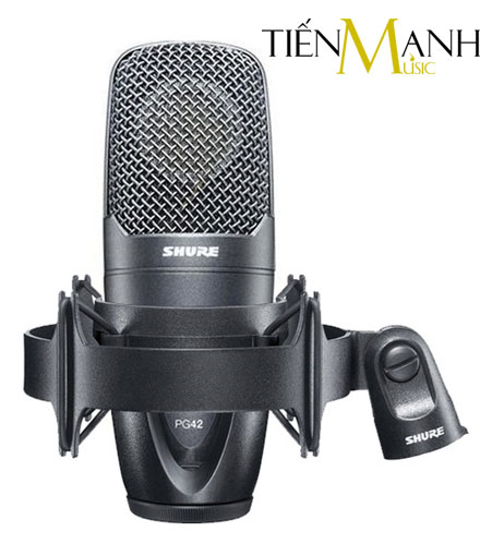 Micro cho thu âm Shure PG42-LC