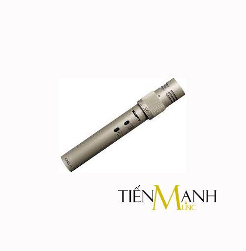 Micro condenser cho nhạc cụ Shure KSM141