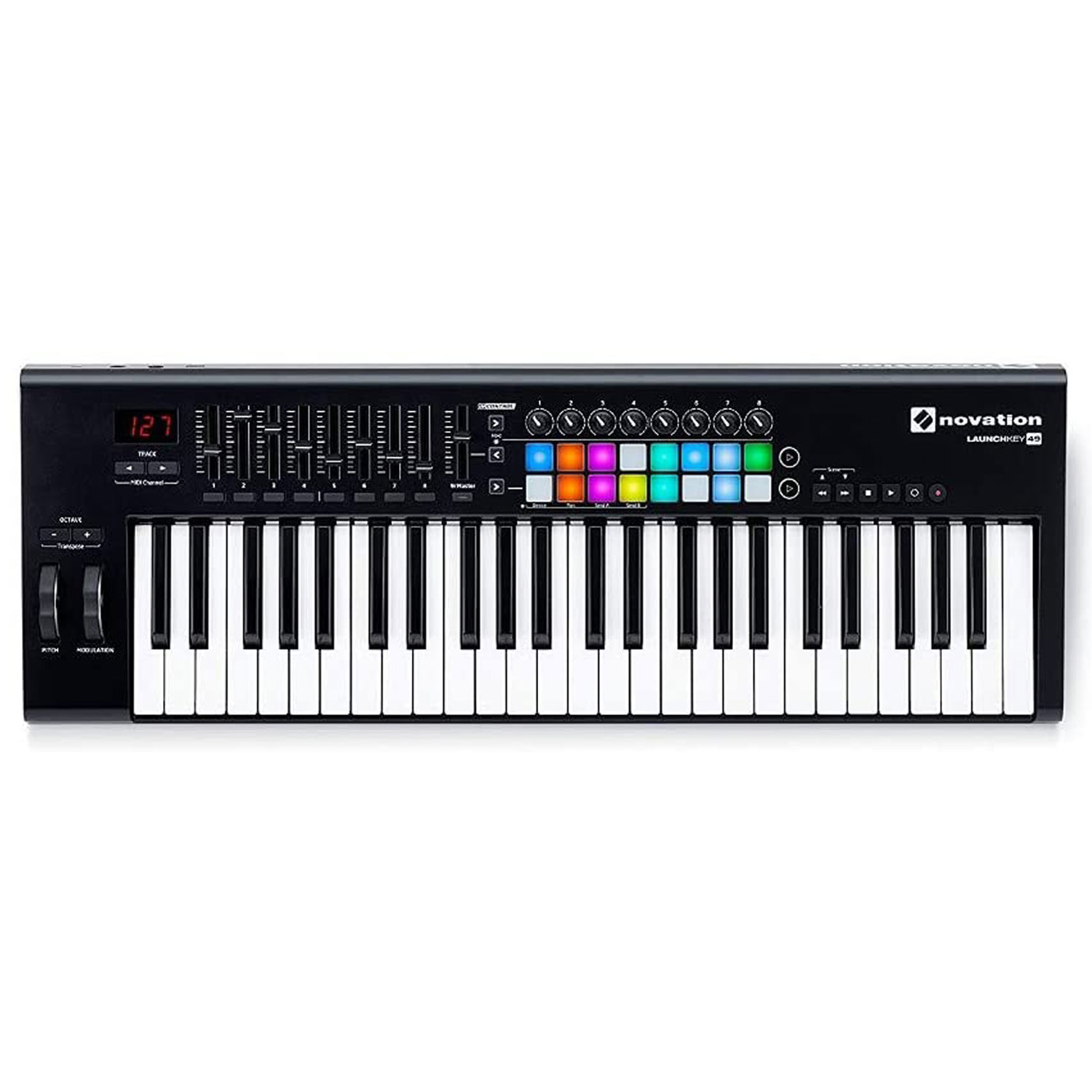 Novation Launchkey 49 Keyboard Controller Version MK2
