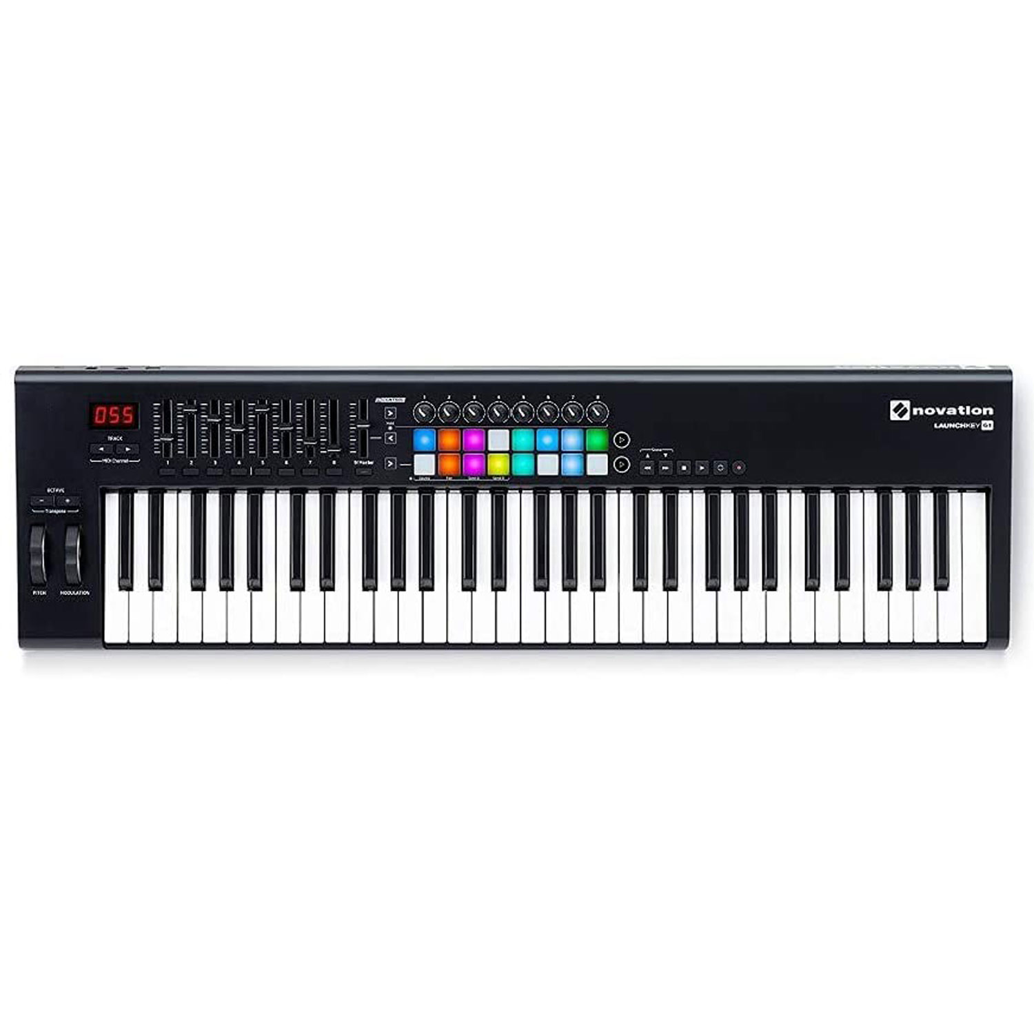 Novation Launchkey 61 Keyboard Controller Version MK2