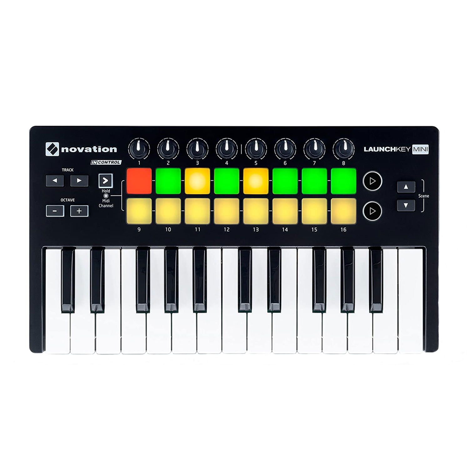 Novation Launchkey Mini Keyboard Controller Version MK2