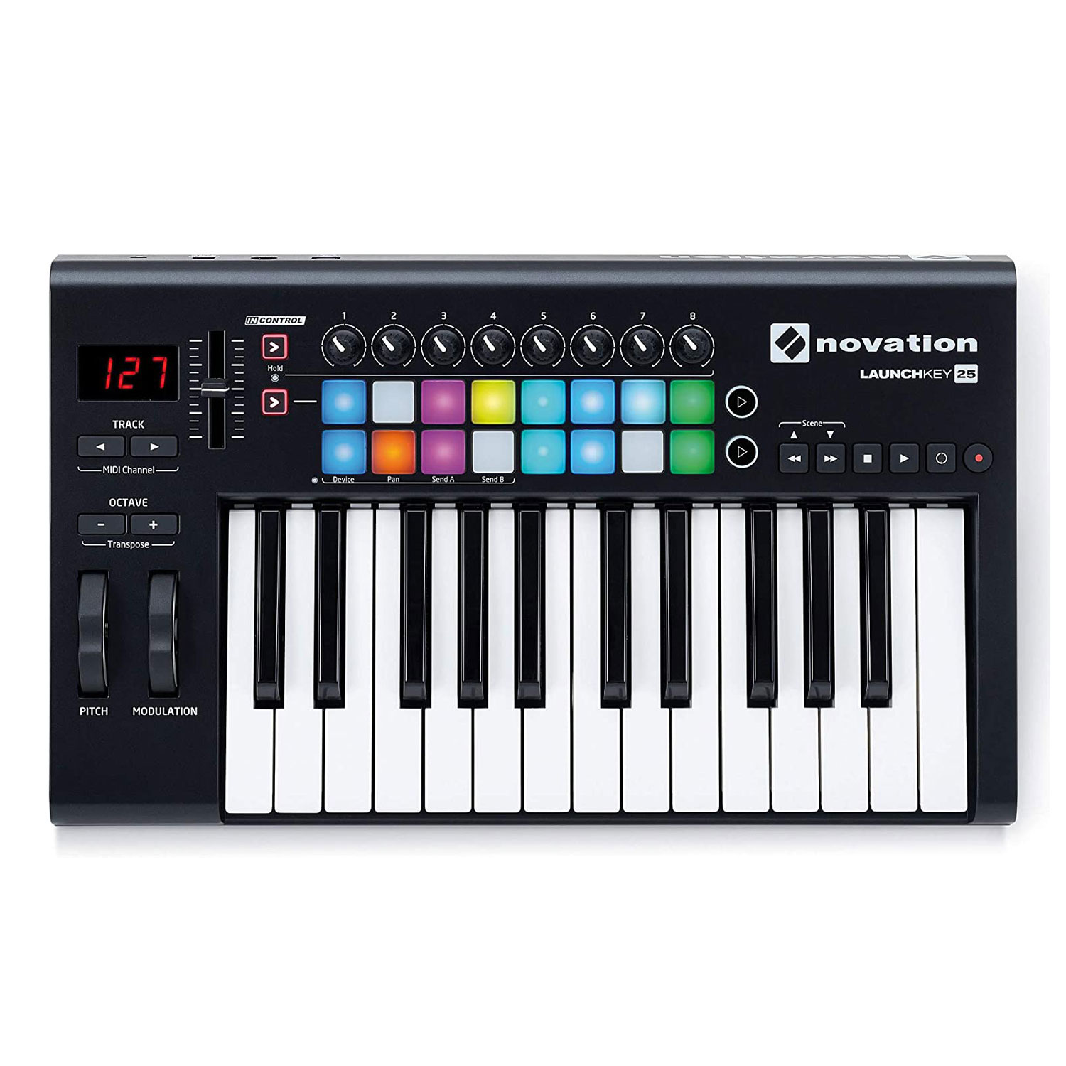 Novation Launchkey 25 Keyboard Controller Version MK2