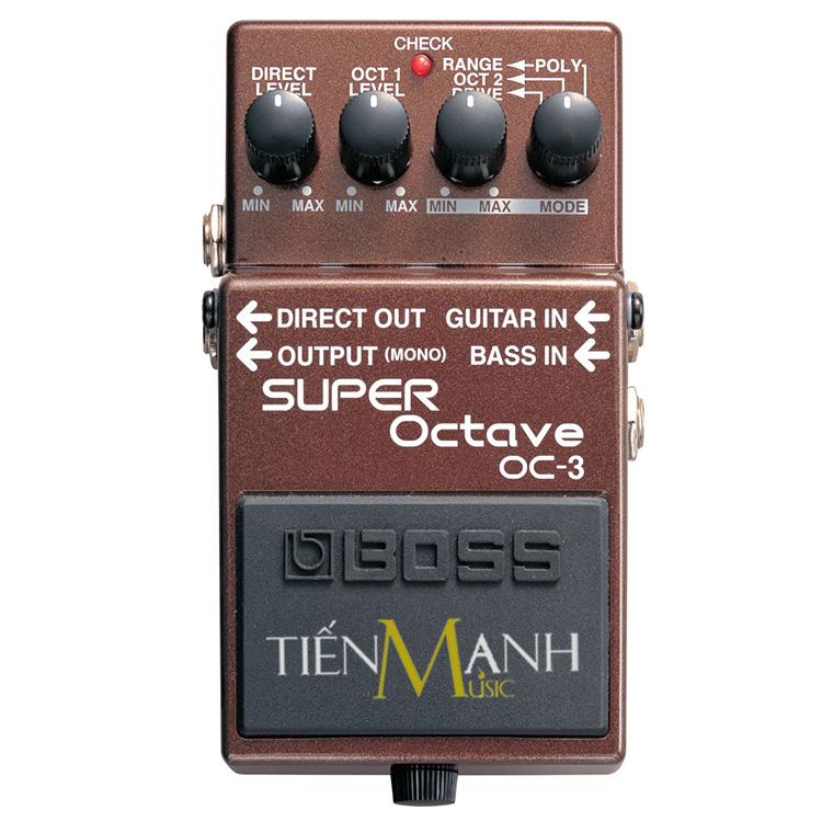 Phơ Guitar Boss OS-3