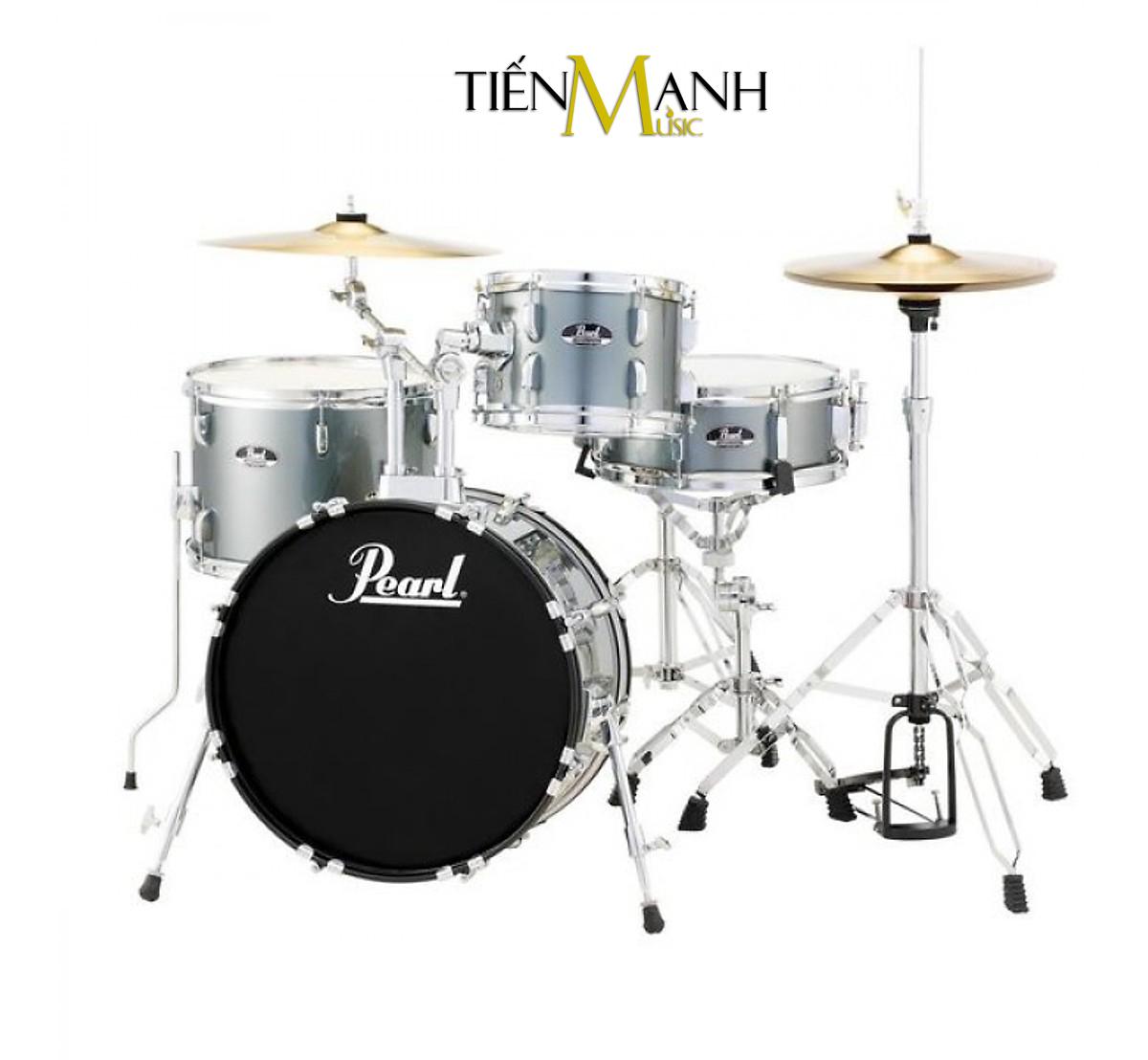 Bộ Trống Dàn Cơ Pearl Jazz Drum RS584CC706