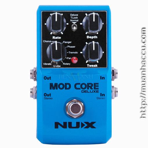 Phơ Guitar Nux Mod Core Deluxe