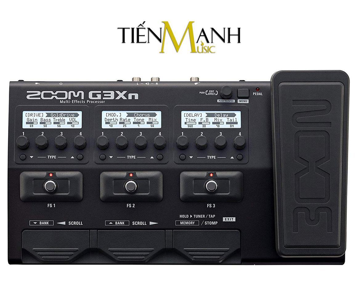Phơ Guitar Zoom G3Xn